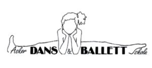 Bilderesultat for asker dans og ballett logo