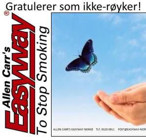 Allen Carrs Easyway Norge